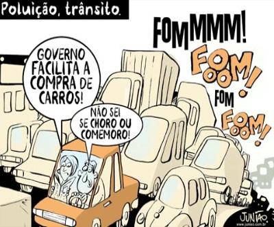Poluição-transito